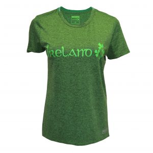 Green Grindle Ireland Performance Ladies T-Shirt R4078 ExclusivelyIrish.com