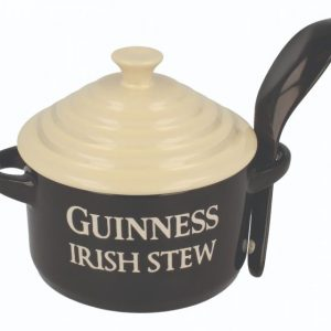 Guinness Stew Bowl with Spoon