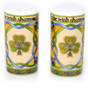 Royal Tara Salt and Pepper Set-Irish Weave ExclusivelyIrish.com