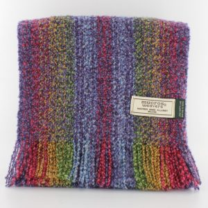 Muckross Weaving Skellig Multi-Color Scarf MWV93 ExclusivelyIrish.com