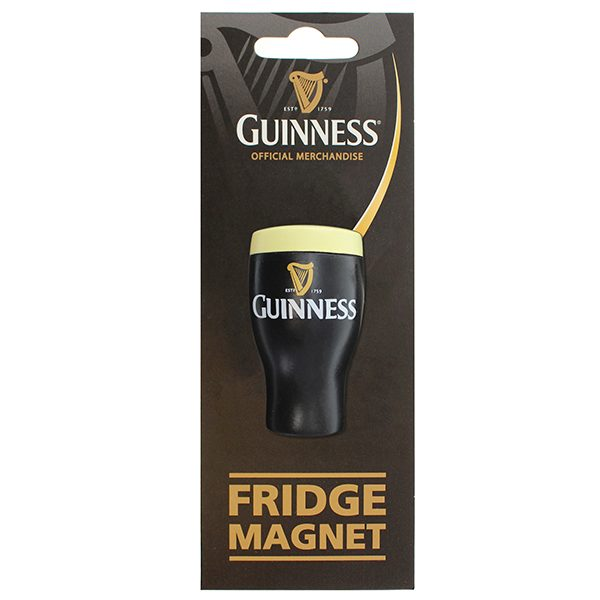 Guinness Pint Fridge Magnet