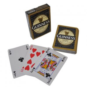Guinness Playing Cards exclusivelyirish.com