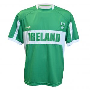 Traditional Craft Limited Emerald Green Ireland Performance Top R3087 ExclusivelyIrish.com