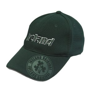 Traditional Craft Limited Ireland Original Shamrock Cap R6062-OS ExclusivelyIrish.com