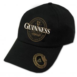 Traditional Craft Limited Guinness Official Merchandise Extra Stout Label Bottle Opener Cap G6153 ExclusivelyIrish.com