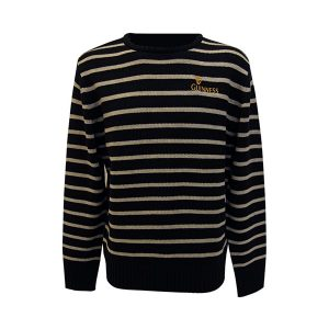 Guinness Official Adult Crew Neck Sweater with Logo and Harp