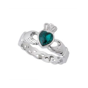 Ladies Claddagh Rings