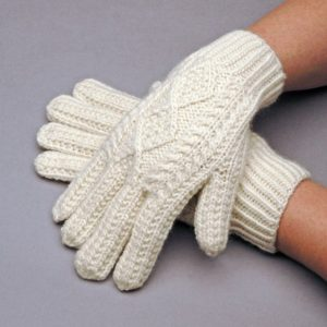 Mens Wool Gloves