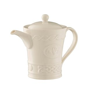 Claddagh Beverage Pot ExclusivelyIrish.com