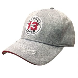 Grey Marl Guinness Hophouse 13 Baseball Cap G6228-OS ExclusivelyIrish.com