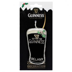 Guinness Fabric Decoration - Pint