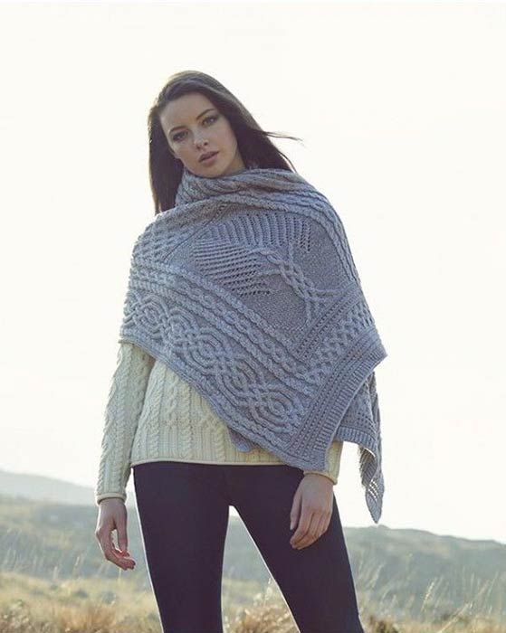 f11d63873d Irish Wool Shawl | Irish Shawl | ExclusivelyIrish.com